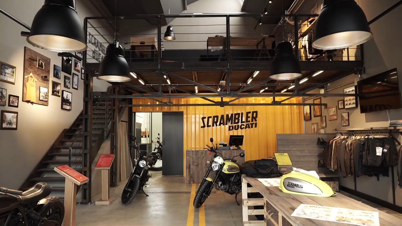 Scrambler Camp Bologna