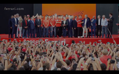 90 Anni Scuderia Ferrari