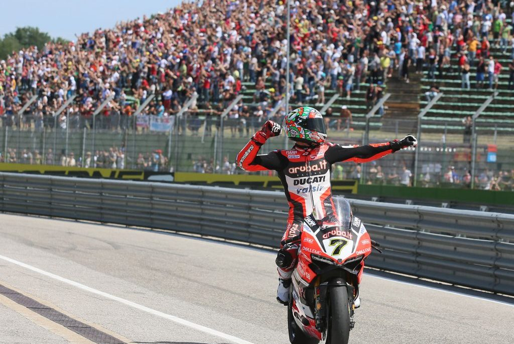 Motul FIM World Superbike Championship - Italian Round