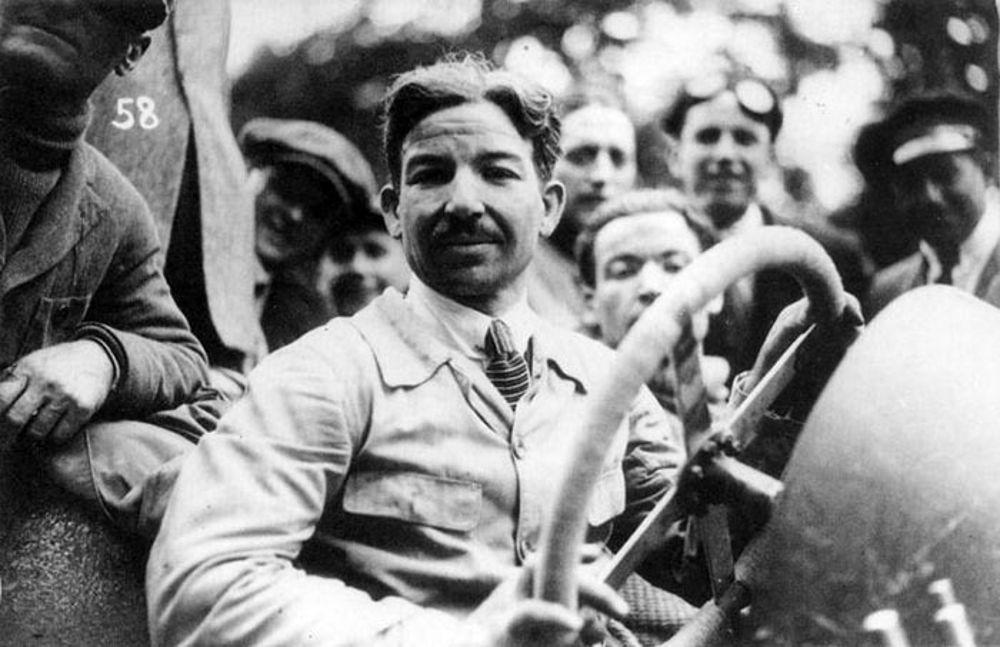 Ernesto Maserati: fondare l'azienda di famiglia e diventarne primo pilota