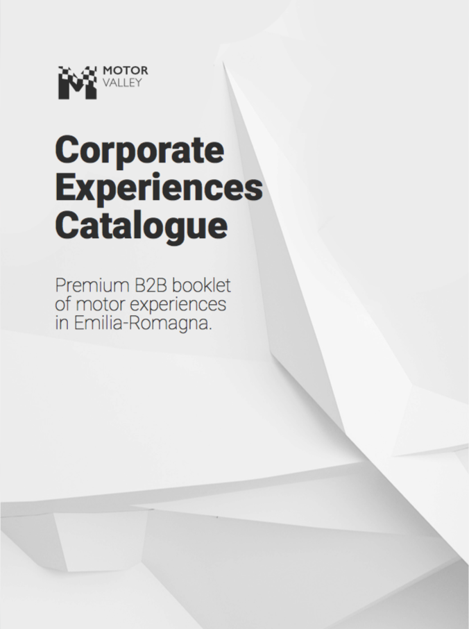 Catalogo corporate cover