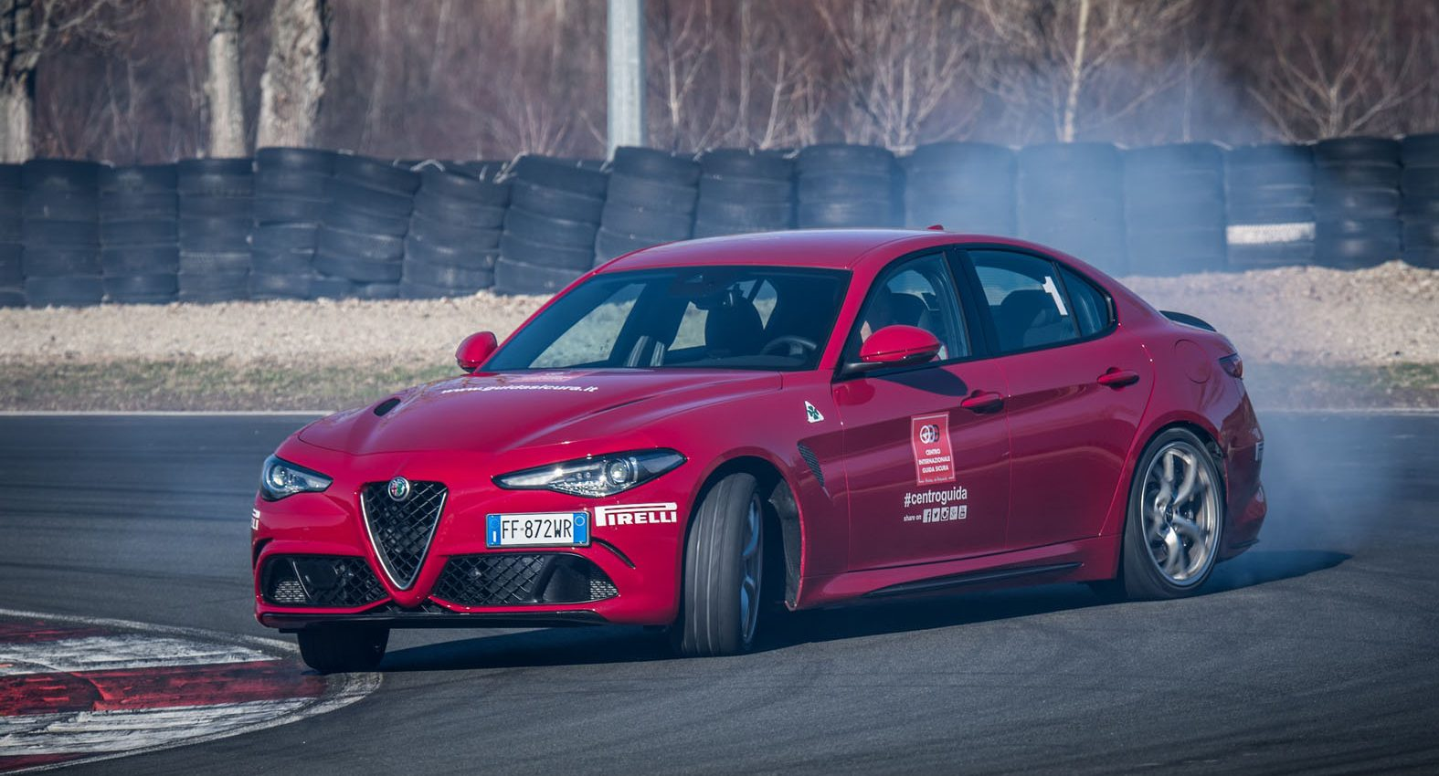 Evolved Driving Course Alfa Romeo