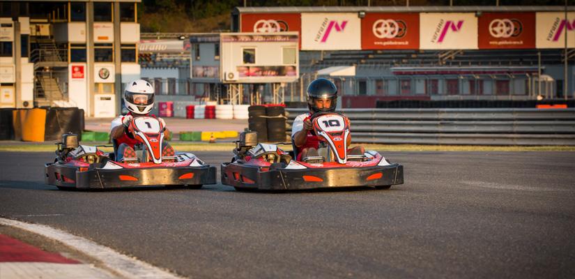Varano Kart Experience