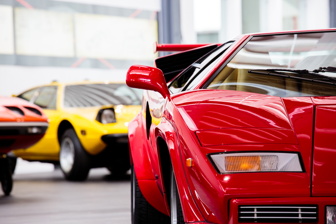 Ferruccio Lamborghini Museum Guided Tours