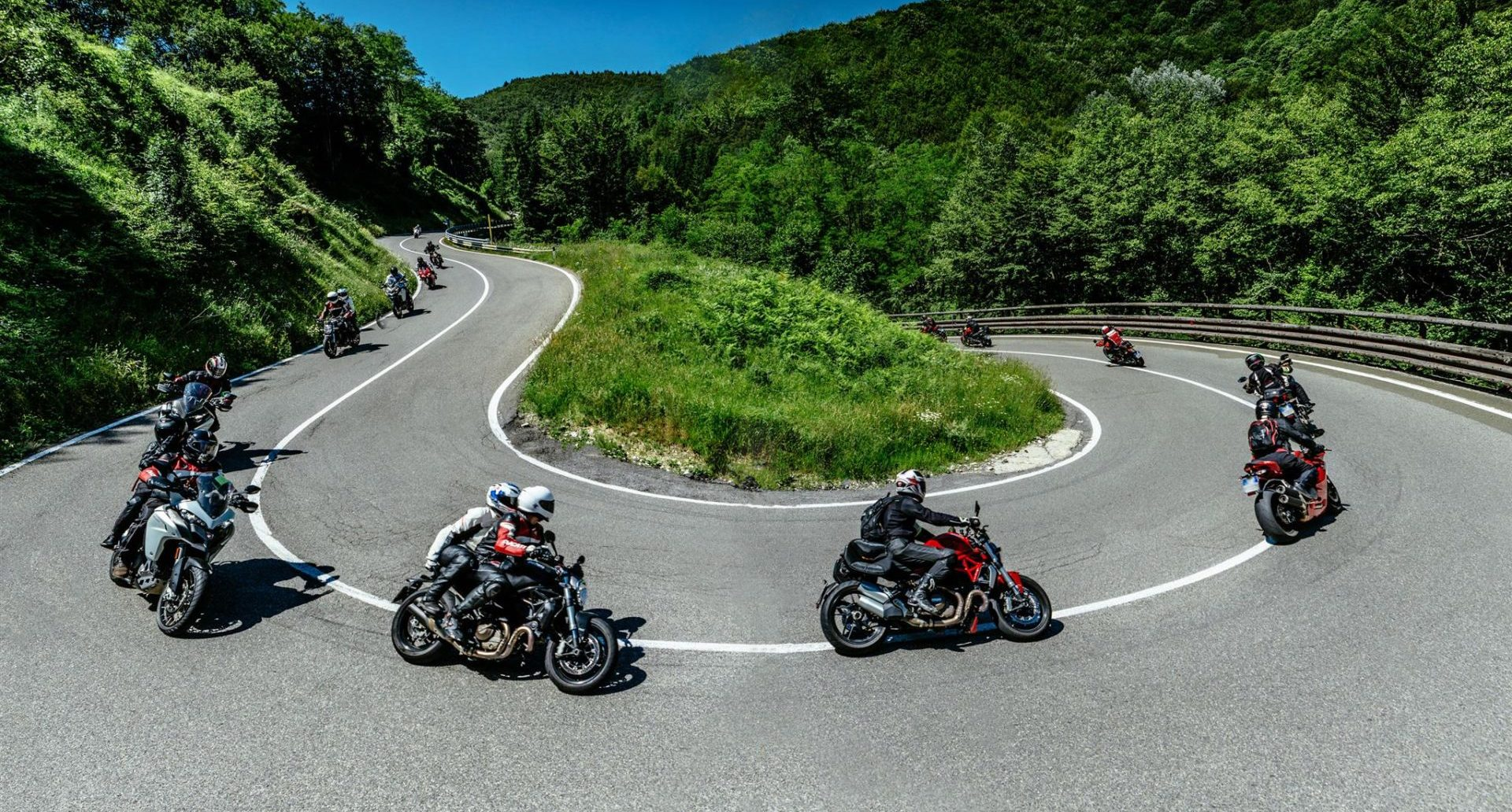 Ducati Dream Tour