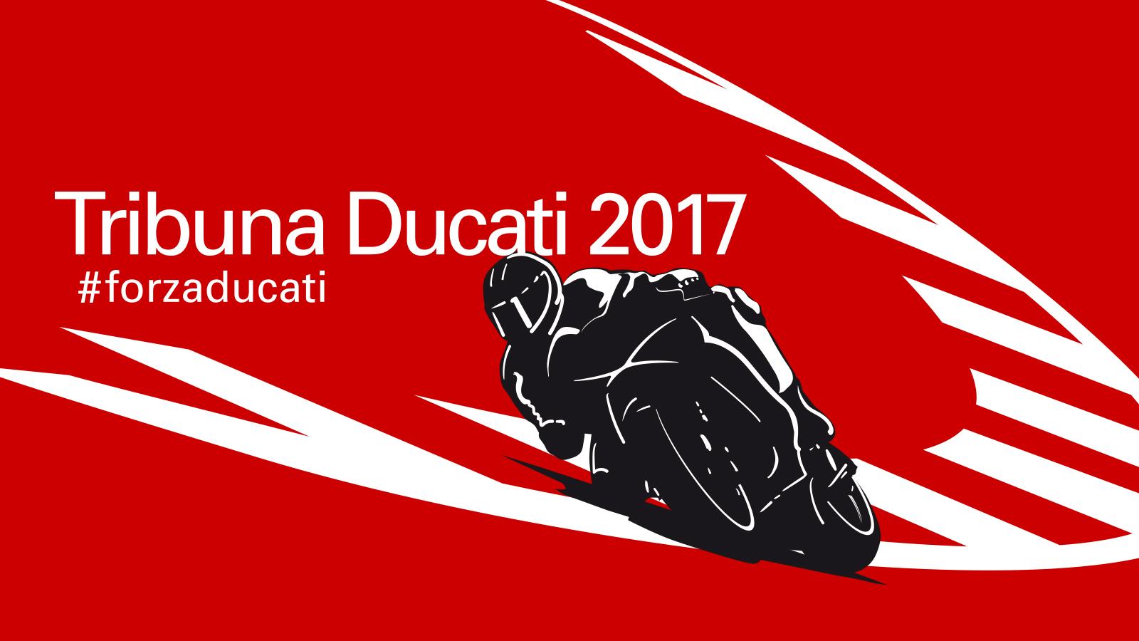 Tribuna Ducati MotoGP Misano 2017