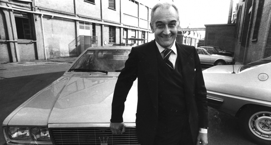 Alejandro de Tomaso: from Argentina to racing with Maserati and founding De Tomaso