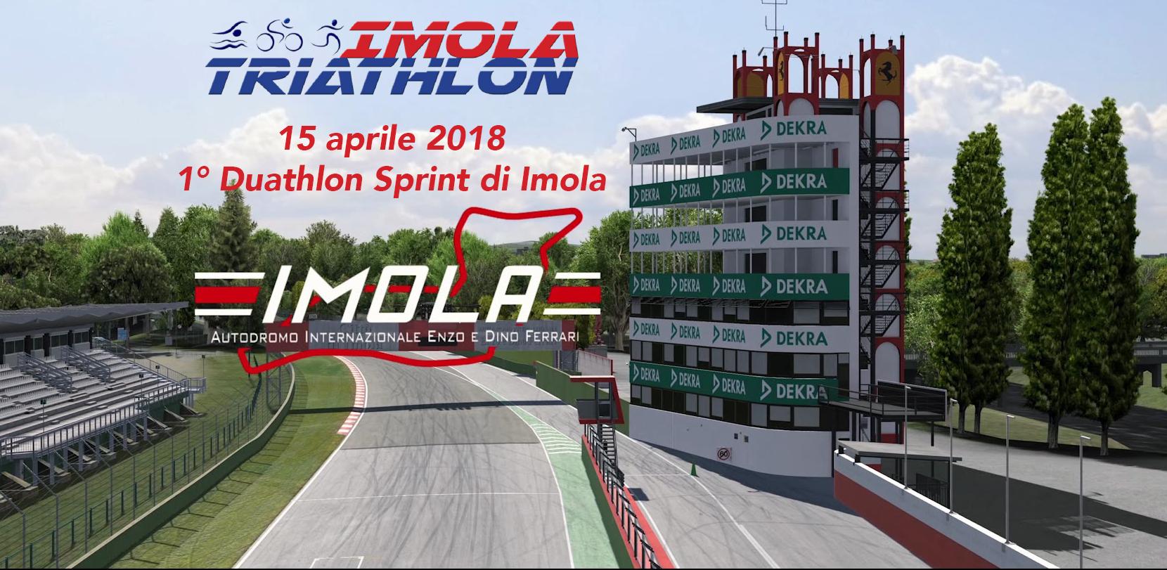 Duathlon Sprint di Imola