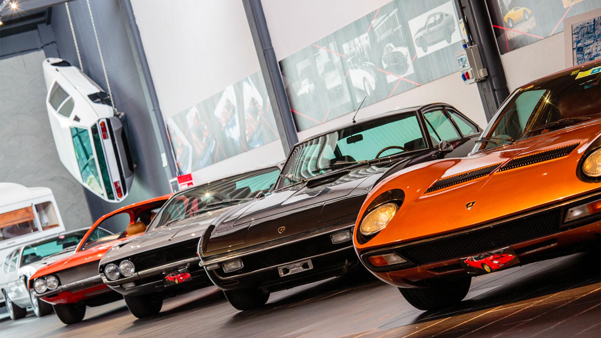 Ferruccio Lamborghini: a dream challenge  | Motor Valley