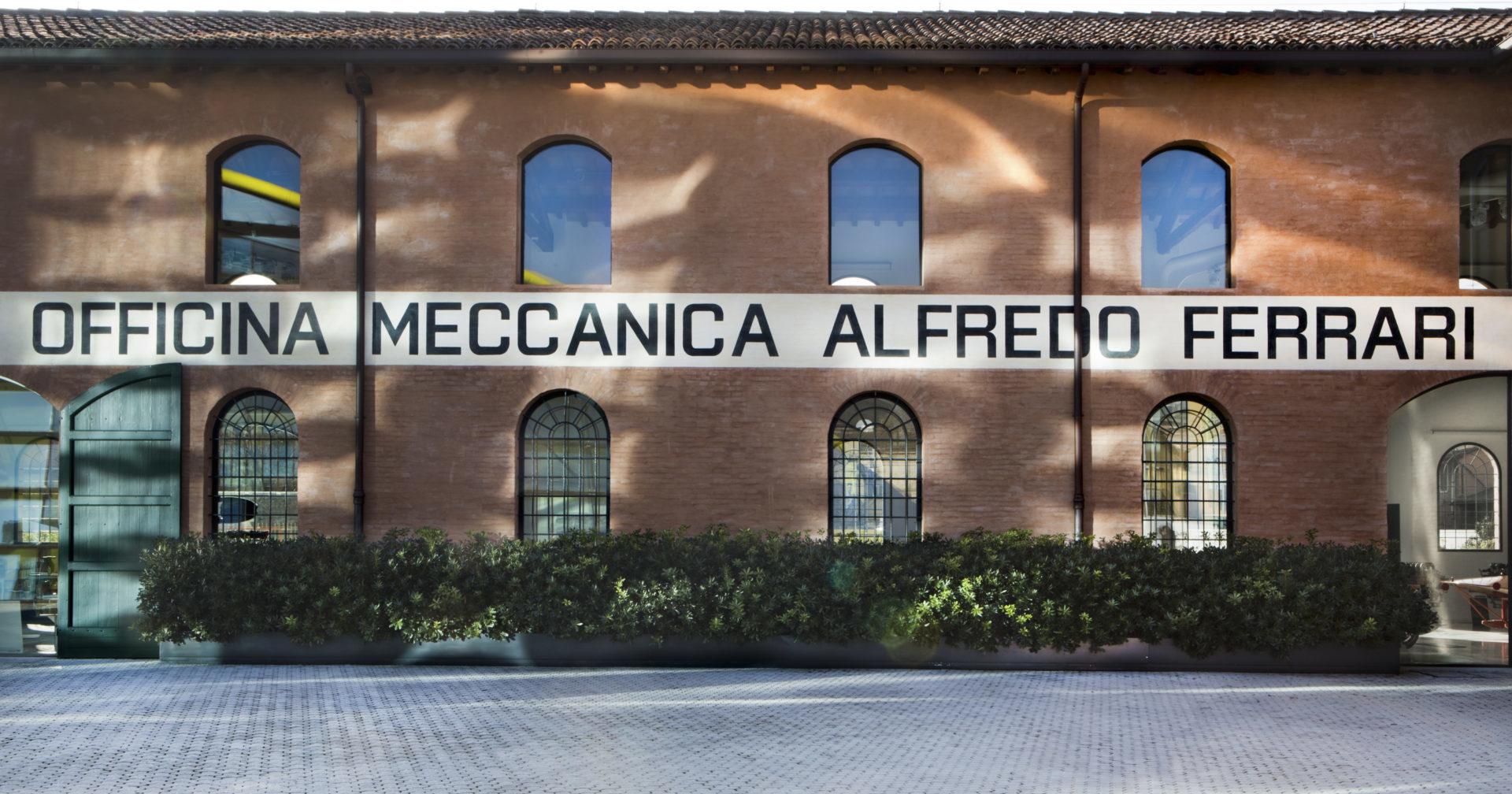 Enzo Ferrari Museum guided tours