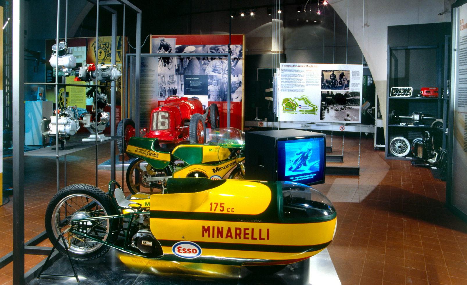 Bologna: terra di motori