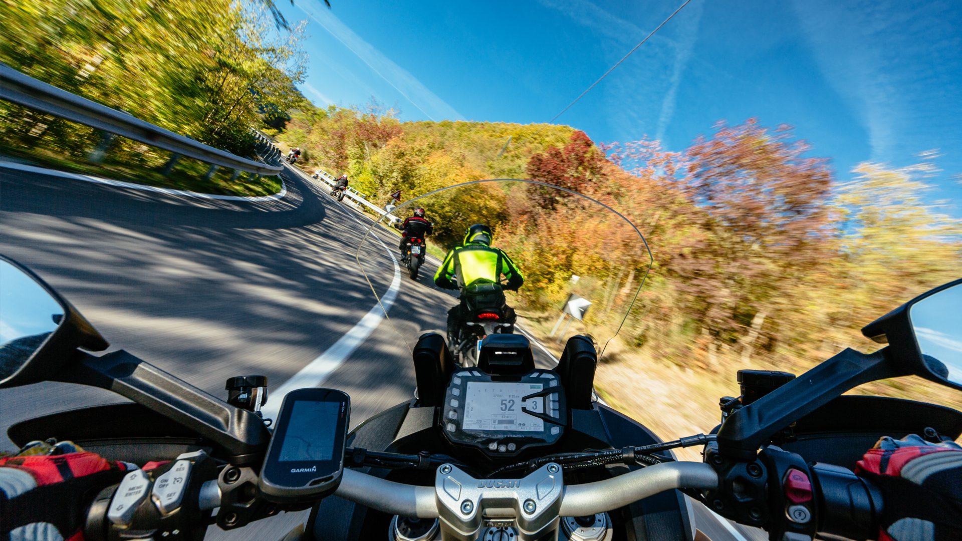 Ducati Dream Tour - 4° weekend