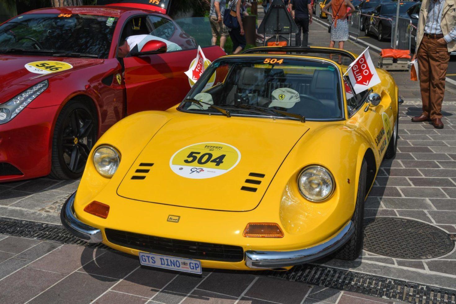 1000 Miglia: sulle strade della Motor Valley arriva la celebre rievocazione storica di auto d'epoca.