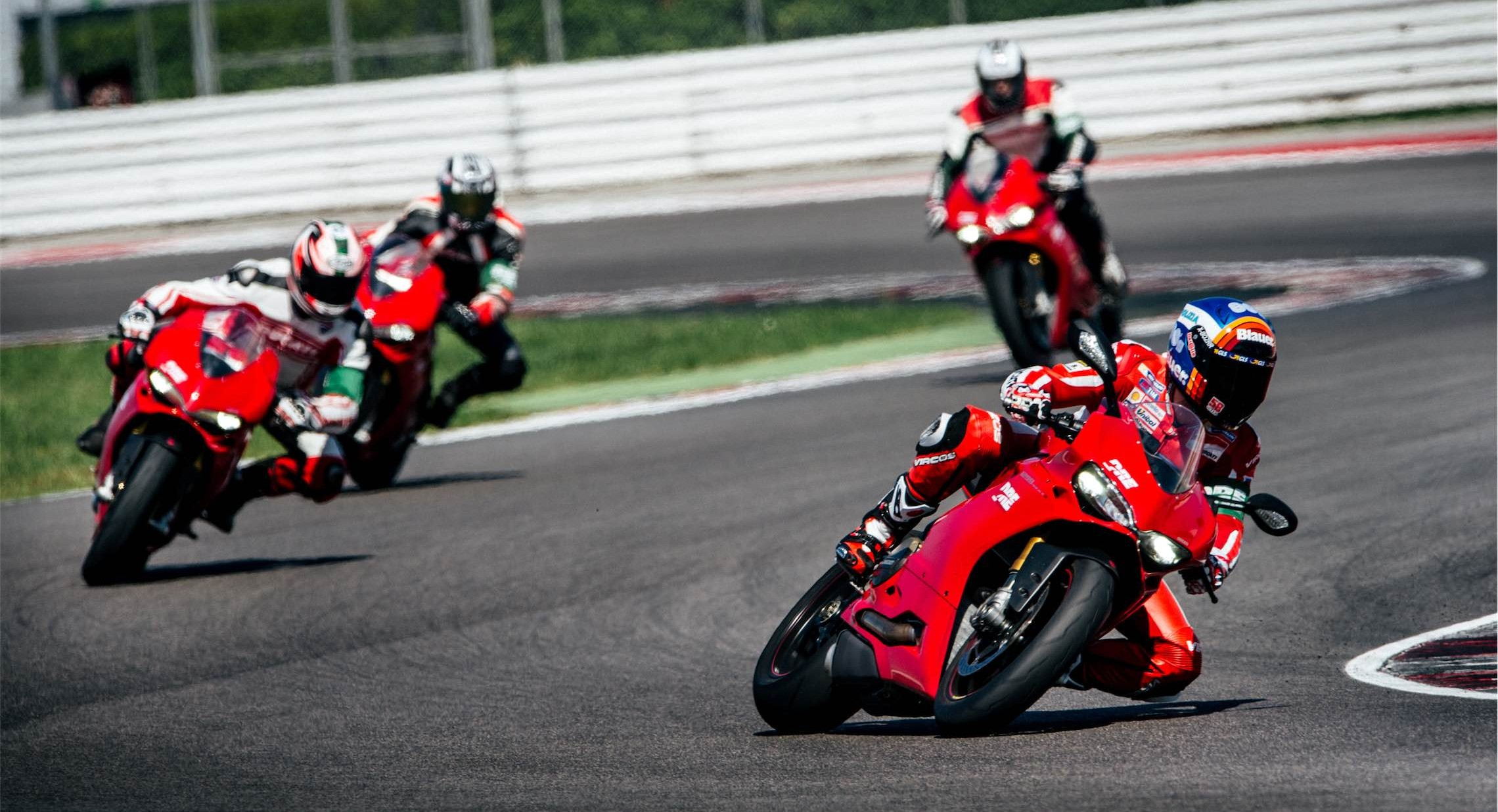 Ducati Riding Experience - Racetrack Academy 2019