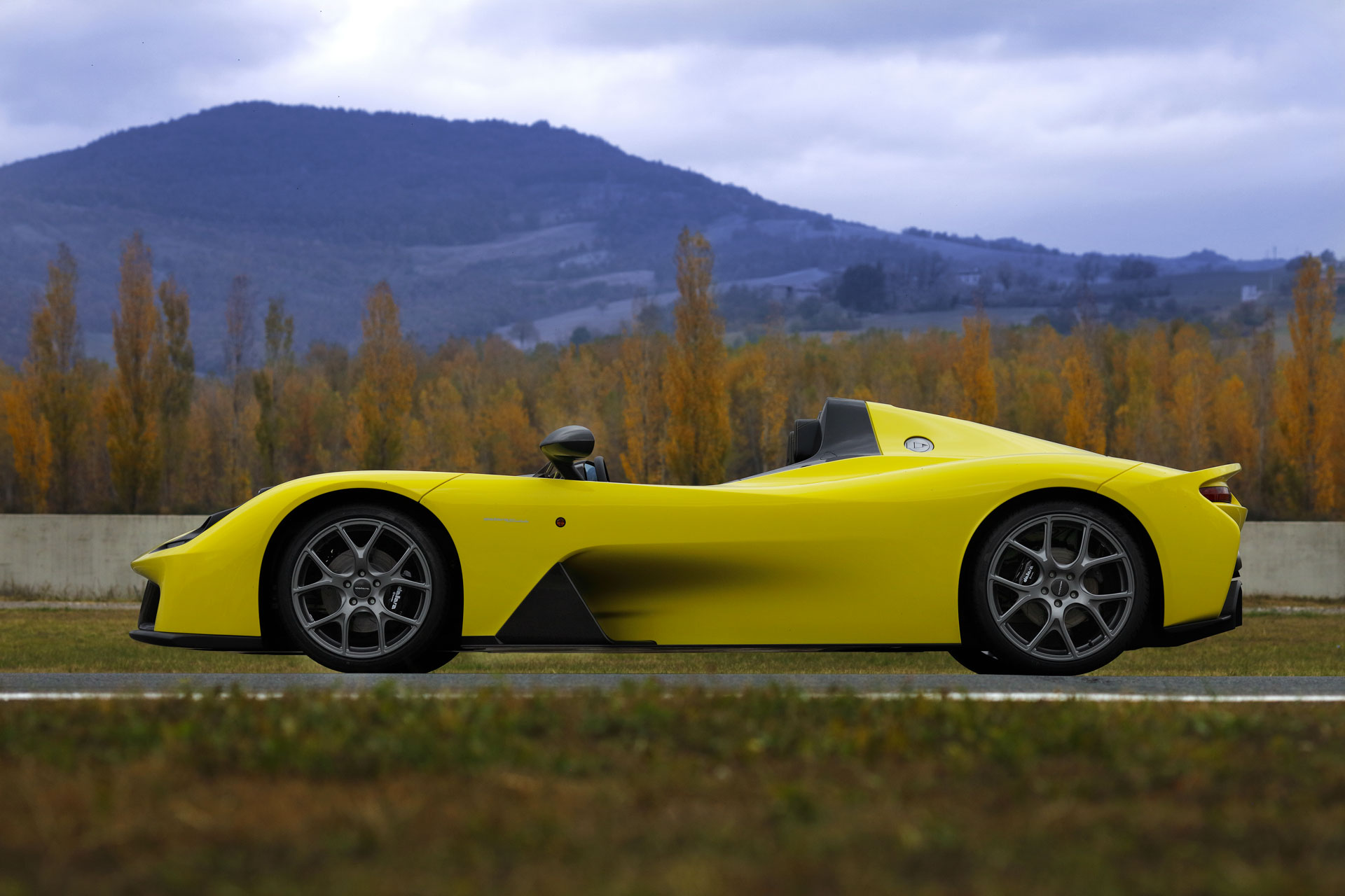 Dallara Stradale Gathering 2018