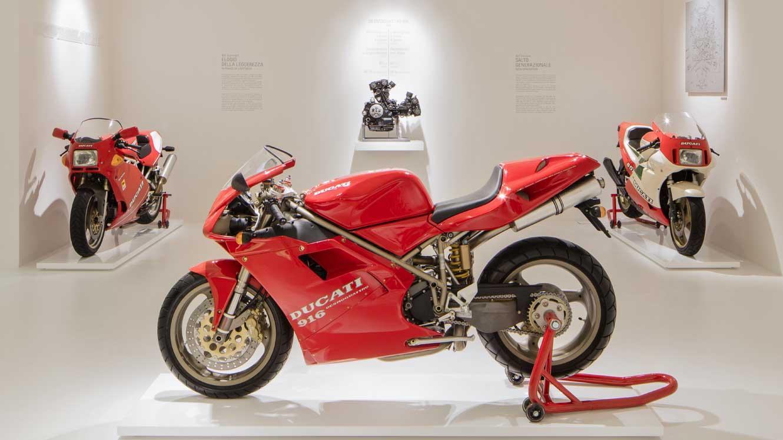 Apertura straordinaria Museo e Fabbrica Ducati