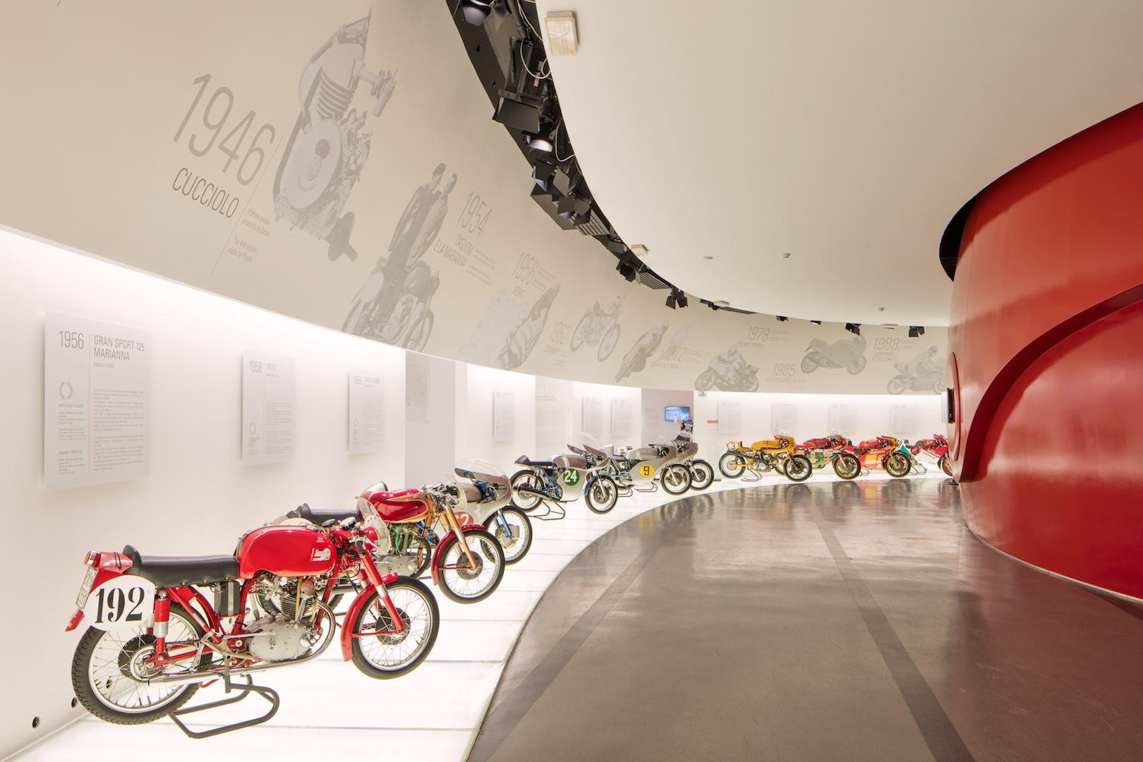 Museo e Fabbrica Ducati spalancano le porte agli appassionati.