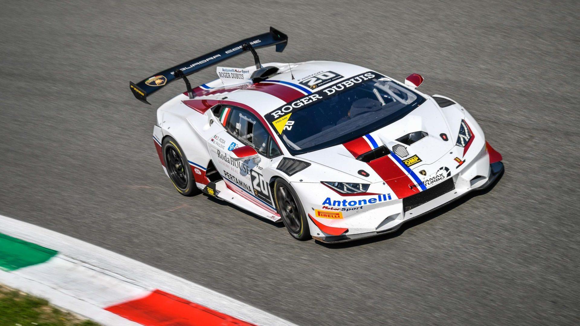 Lamborghini Super Trofeo Europe Round 3 - Misano