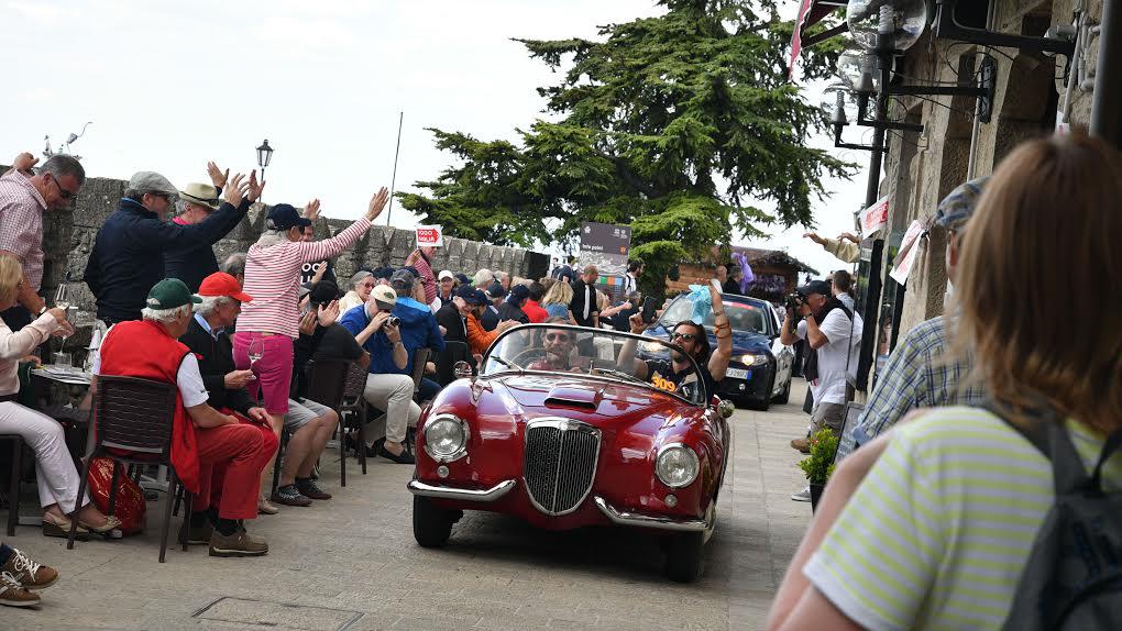 A Cervia la prima tappa della 1000 Miglia dà il via alla Settimana dei Motori.