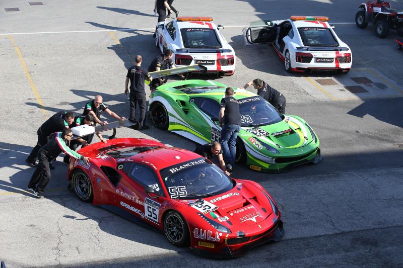Blancpain GT Series Sprint CUP - Misano