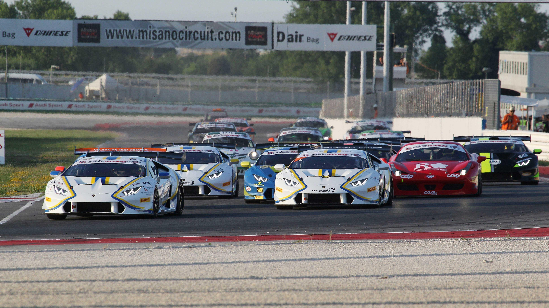 Misano Racing Weekend: sul circuito internazionale della Riviera di Rimini si riaccendono i motori delle vetture GT.