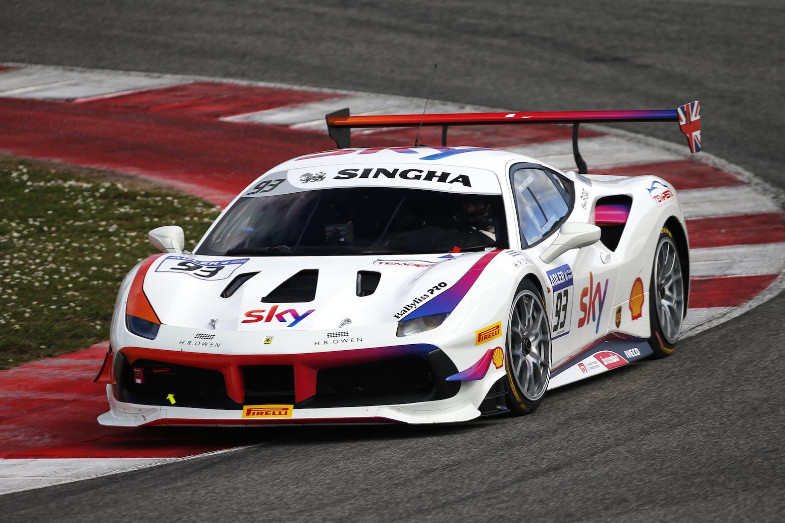 Lo spettacolo del Ferrari Challenge arriva al Misano World Circuit.