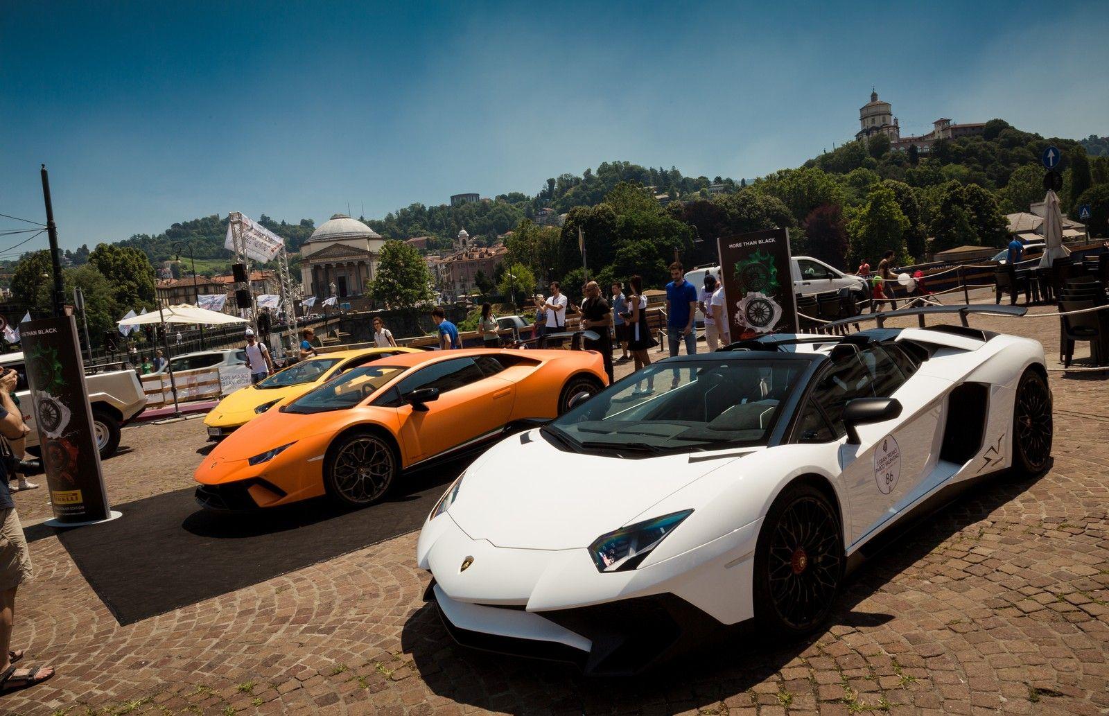 Anche la Motor Valley presente al Salone dell'auto di Torino.