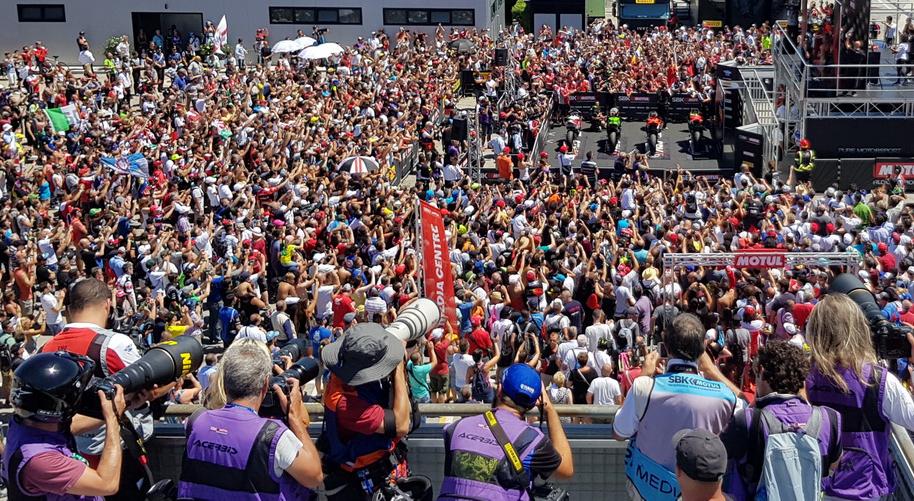 Motul Superbike World Championship Riviera di Rimini Round