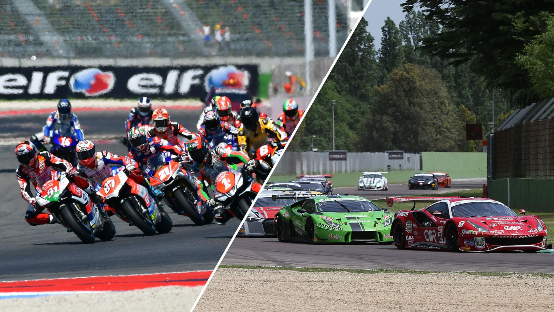 ELF C.I.V. e ACI Racing Weekend chiudono il mese di luglio della Motor Valley.