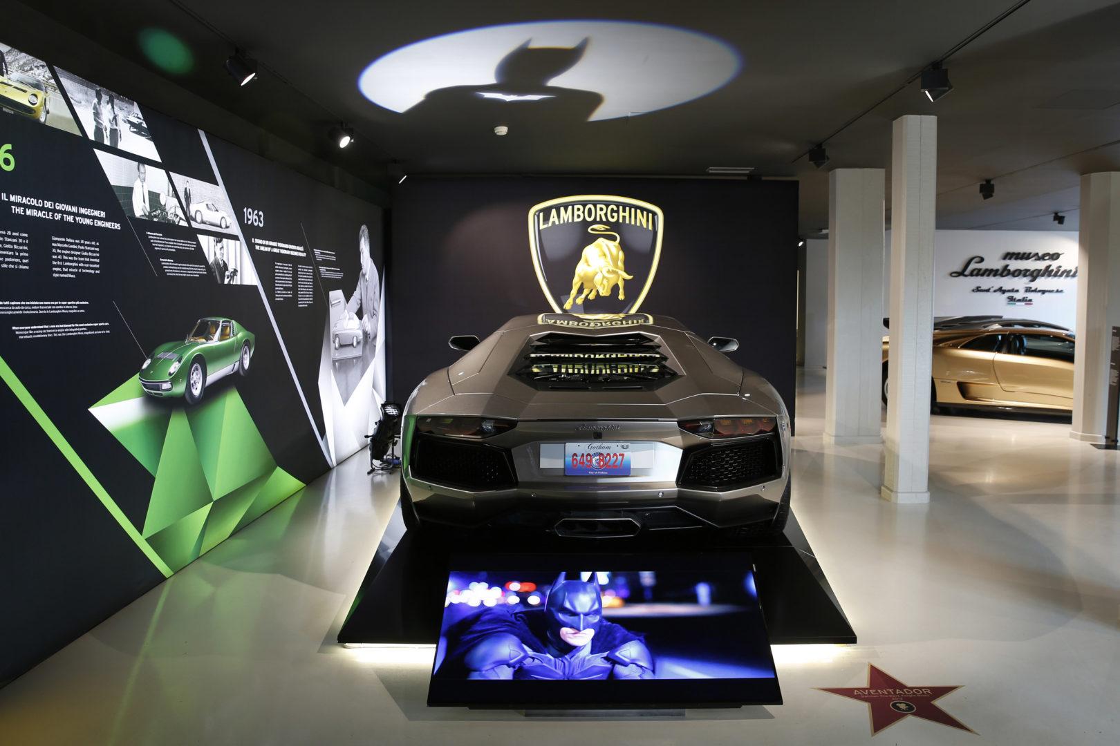 Apertura Straordinaria Museo Lamborghini
