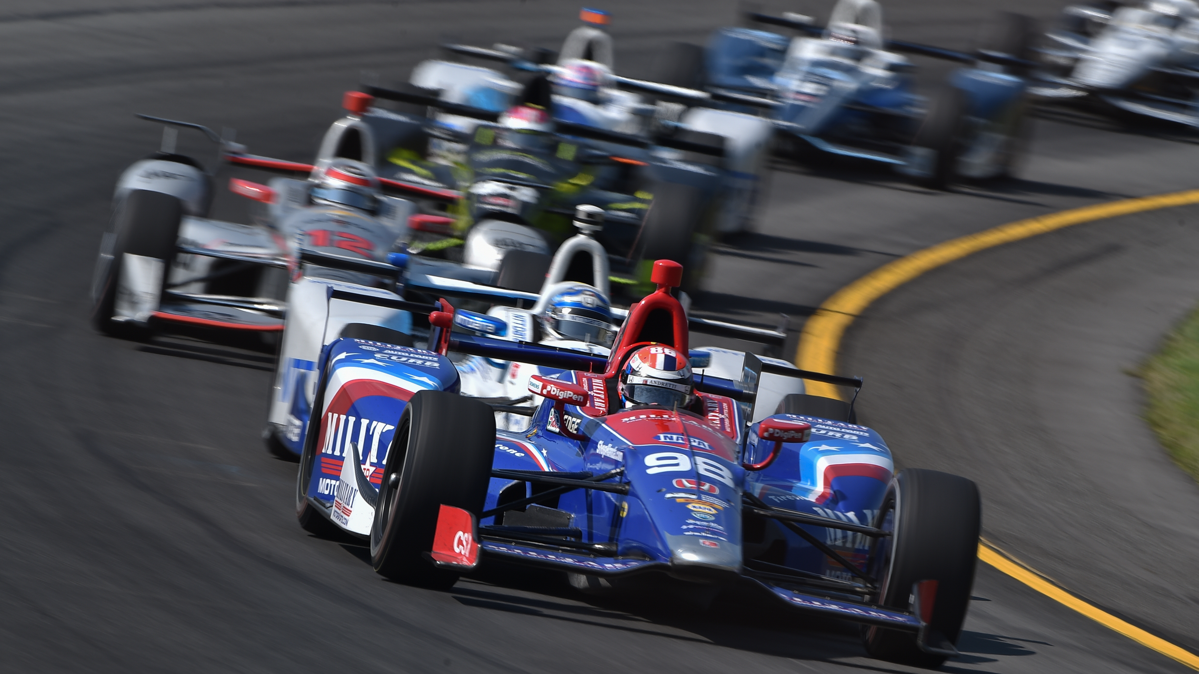Dallara, vent'anni in Indycar: arriva la vittoria numero 300 della Casa nata a Varano de' Melegari.