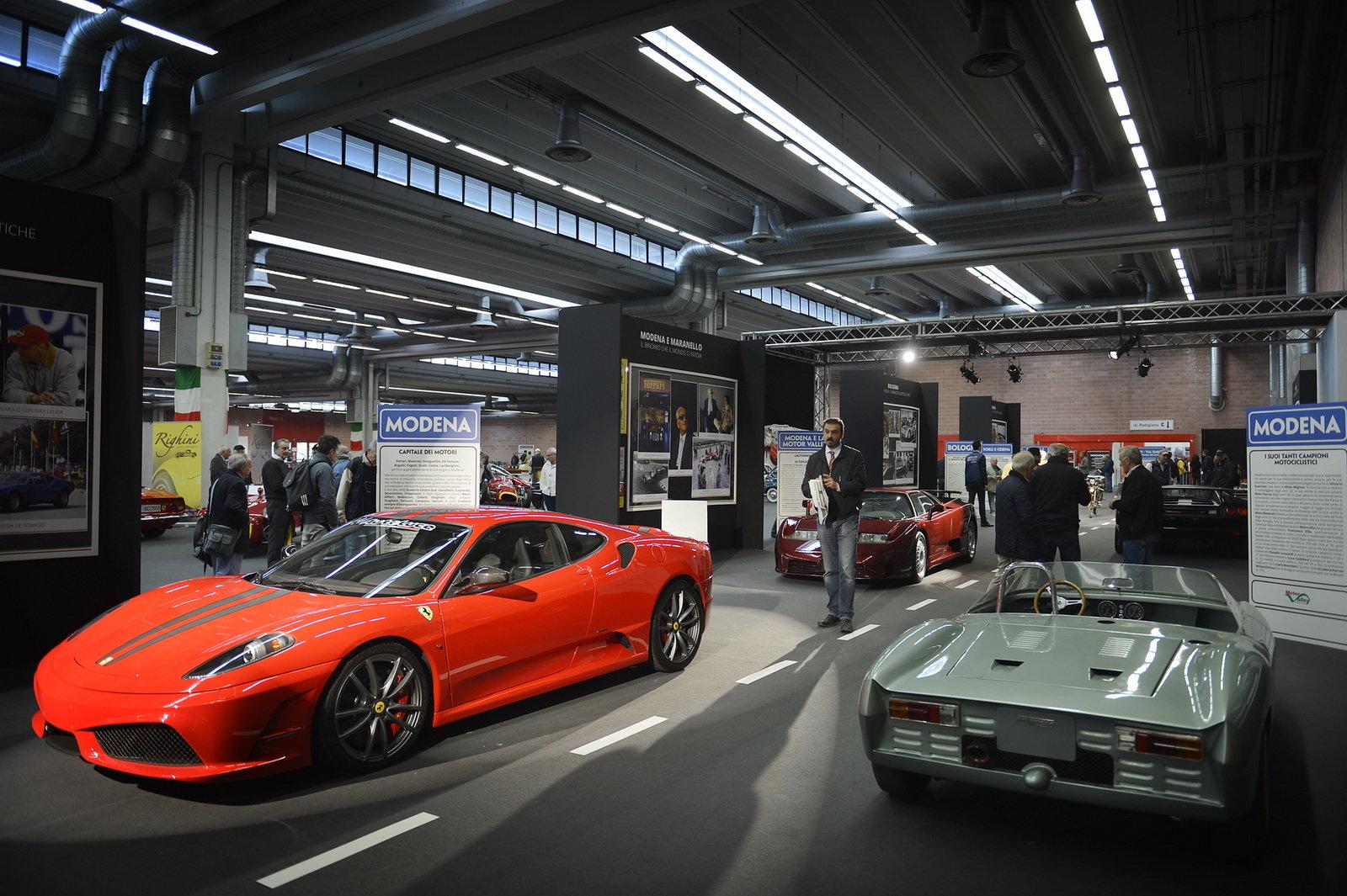 Modena Motor Gallery: mostra omaggio a Enzo Ferrari e Carlo Abarth.