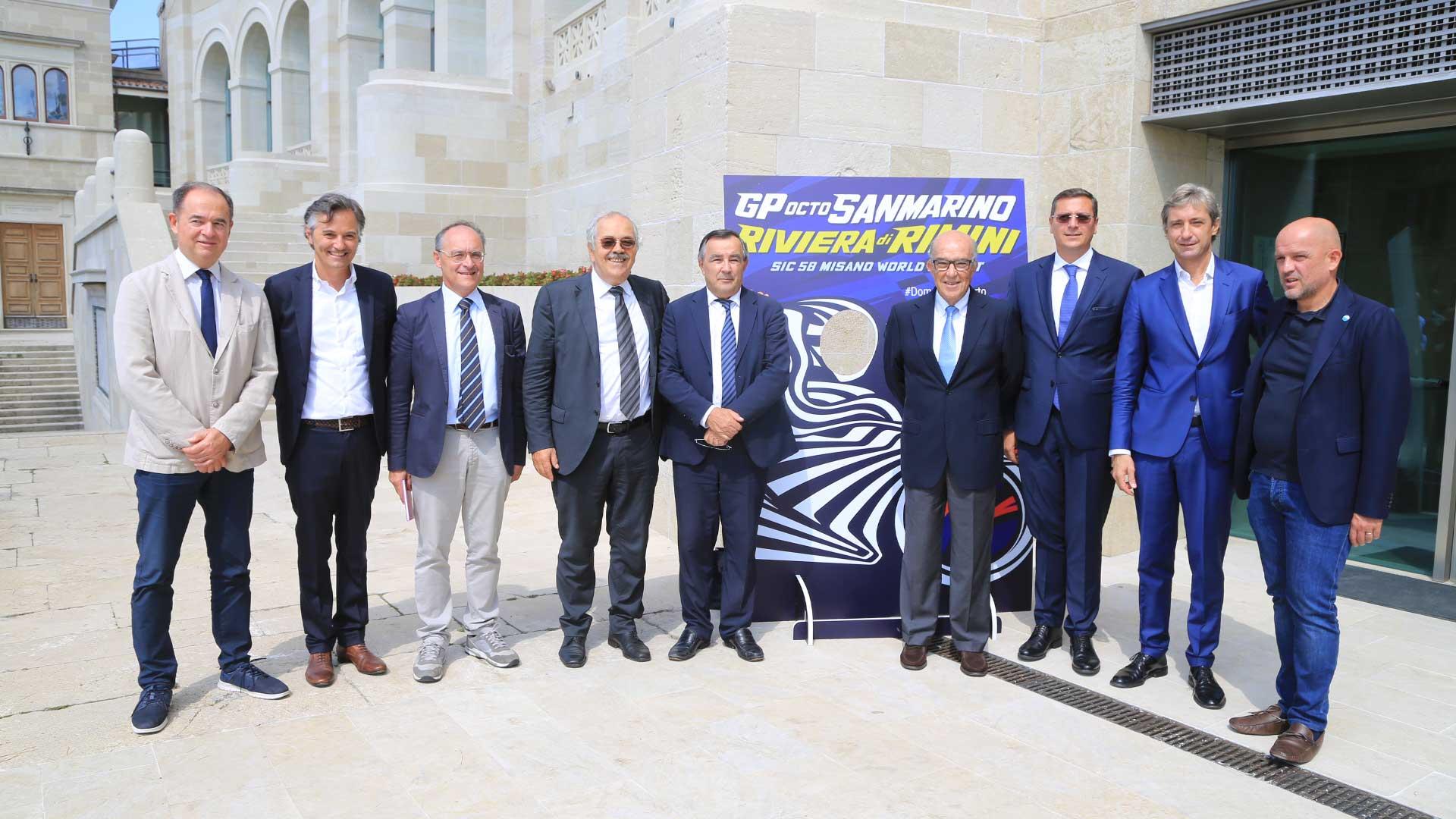 MotoGP, il Gran Premio di San Marino e della Riviera di Rimini resterà a Misano per altri tre anni.