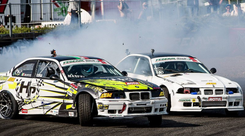King of Italy Drift Super Cup 2018