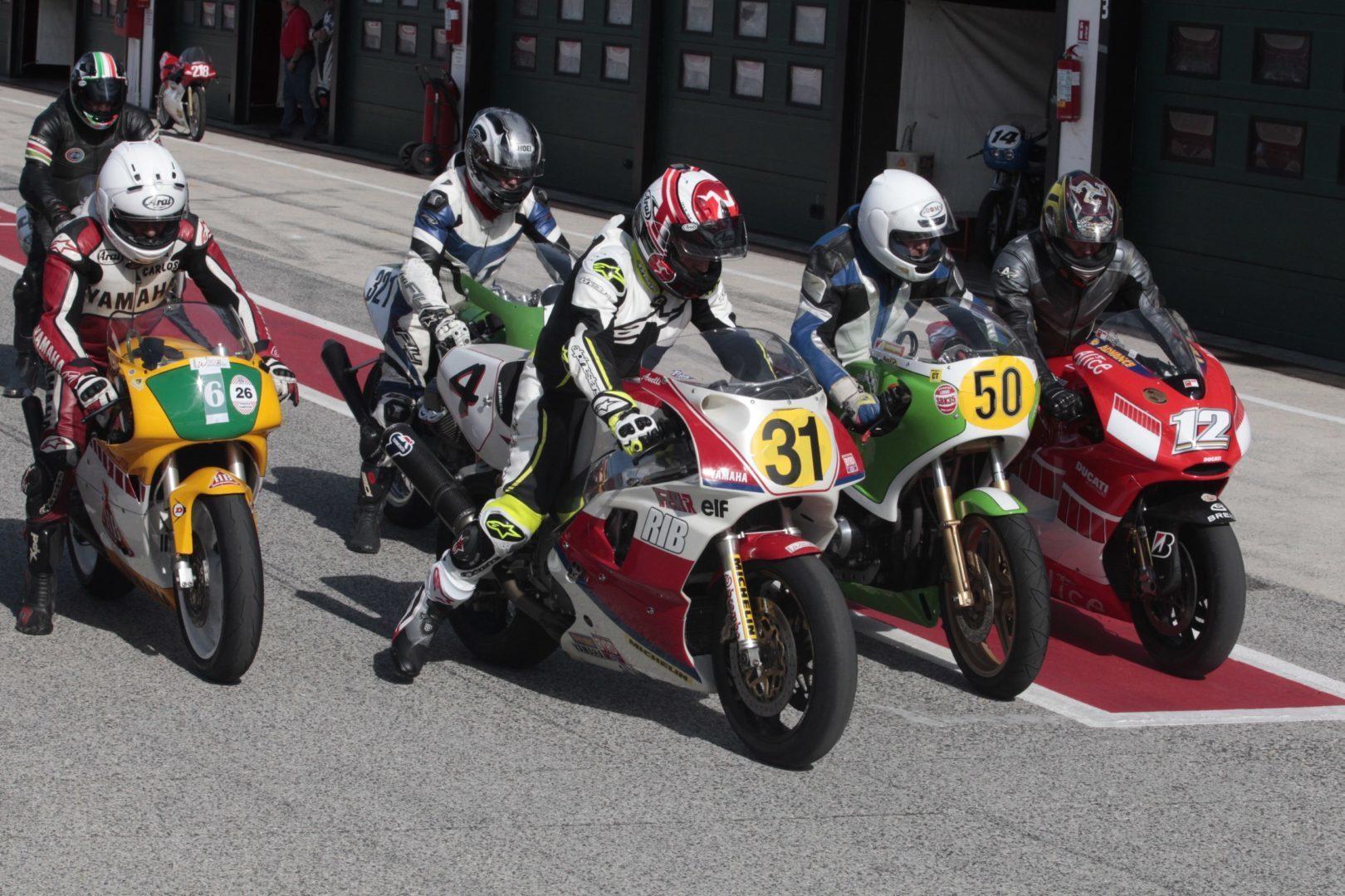 Misano Classic Weekend: il festival dedicato alle moto d'epoca.