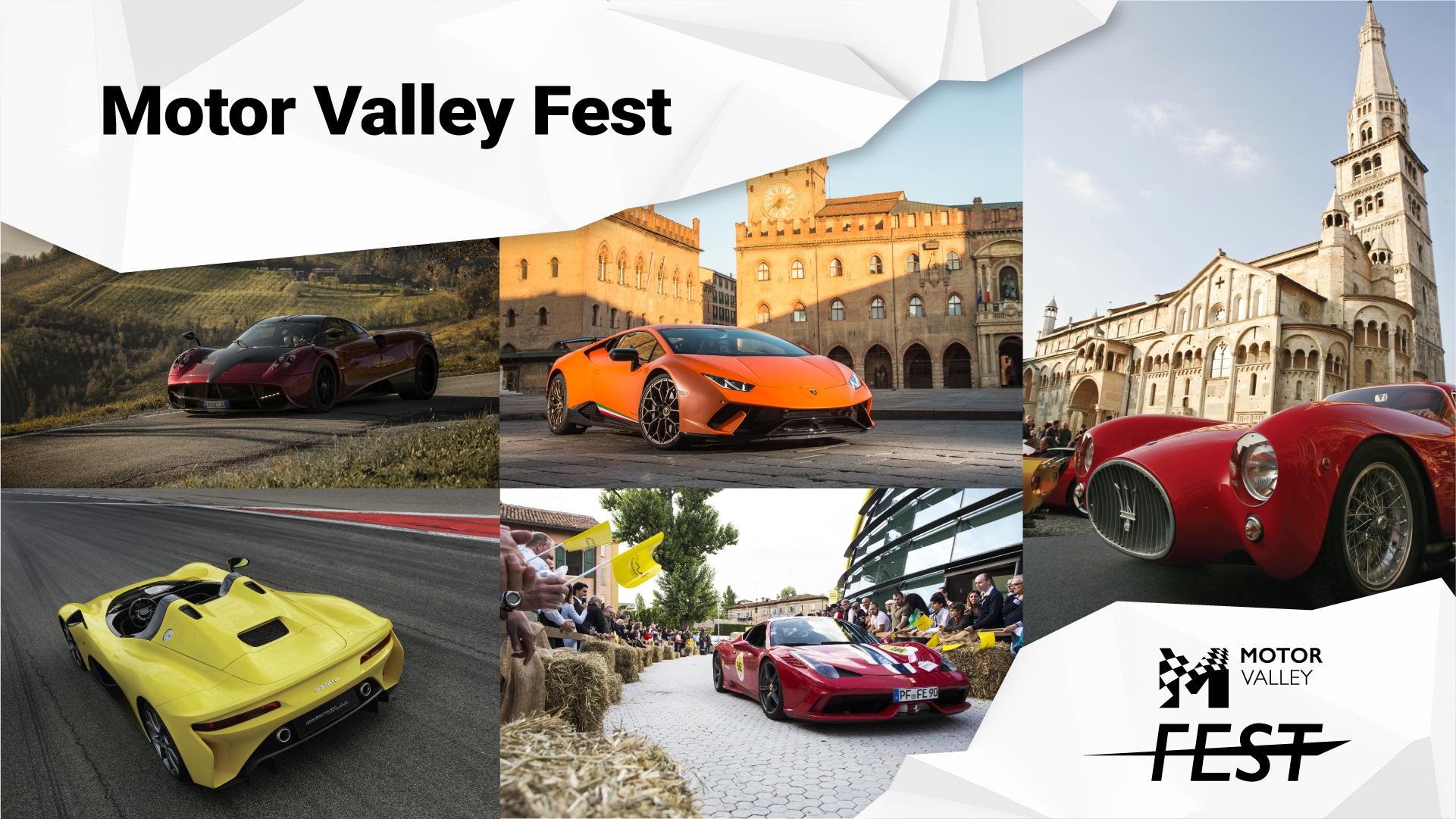 Motor Valley Fest 2019
