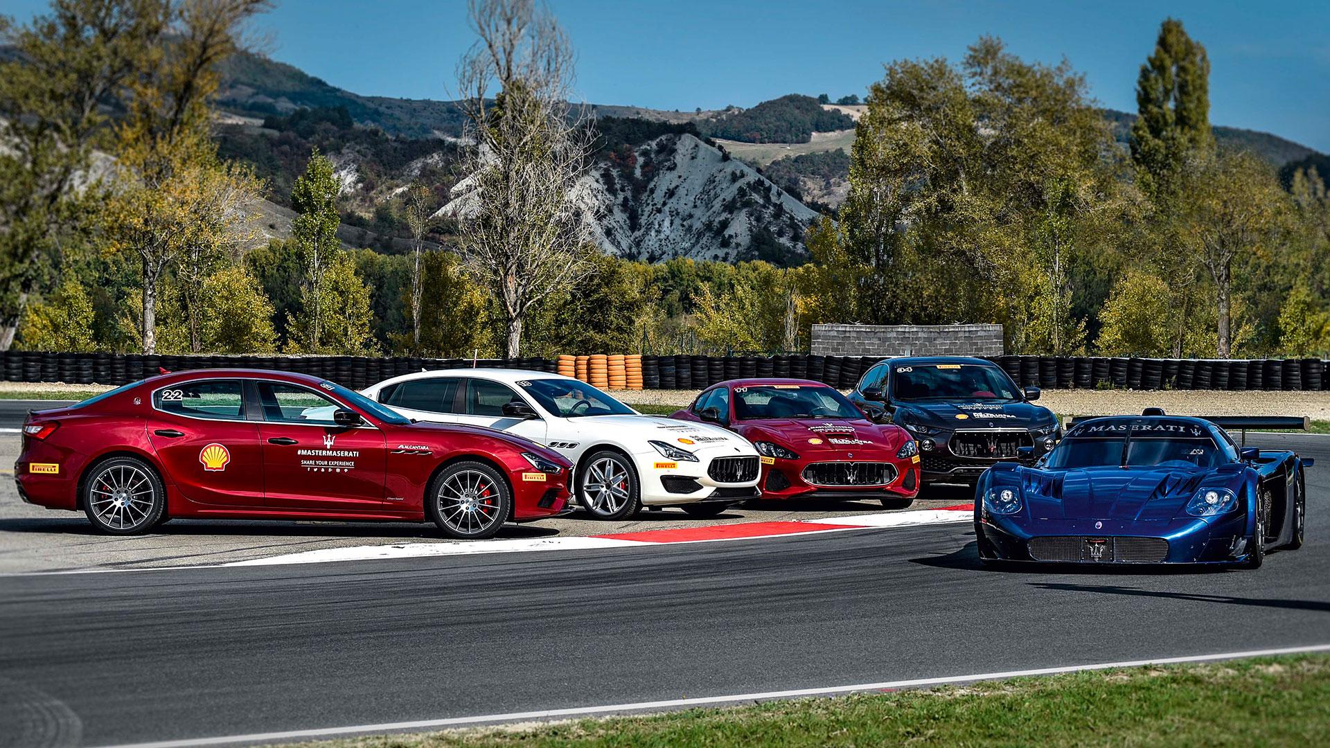 Master Maserati - Championship