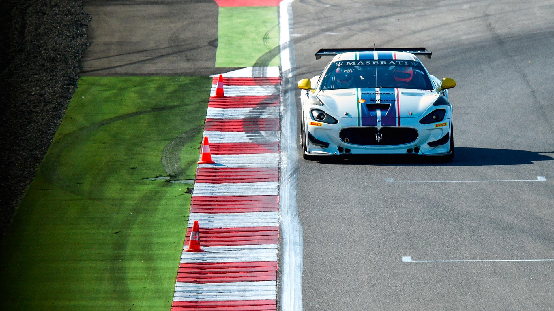 Master Maserati - Race