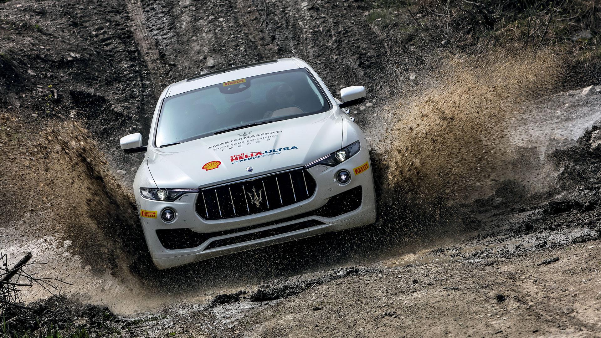 Master Maserati - Rally Power Stage