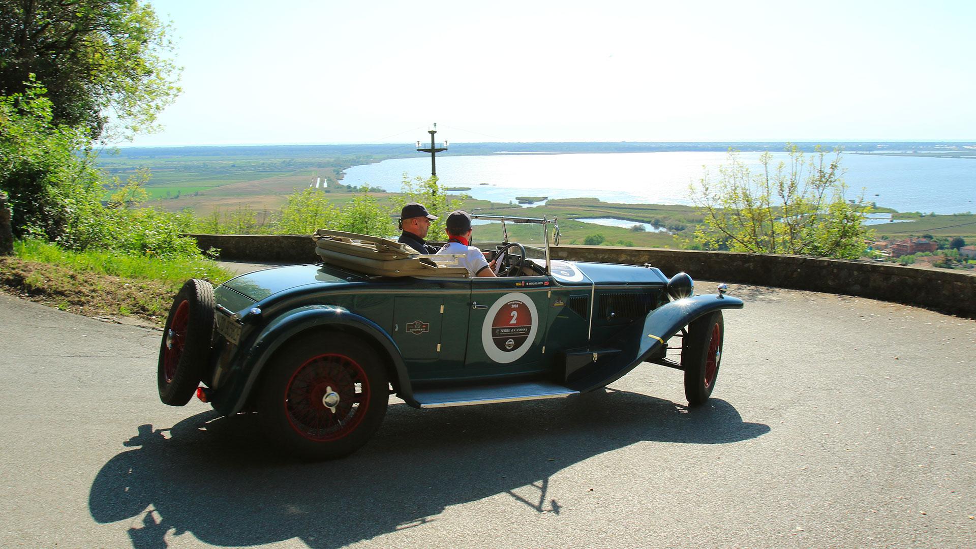 Terre di Canossa - International Classic Car Challenge