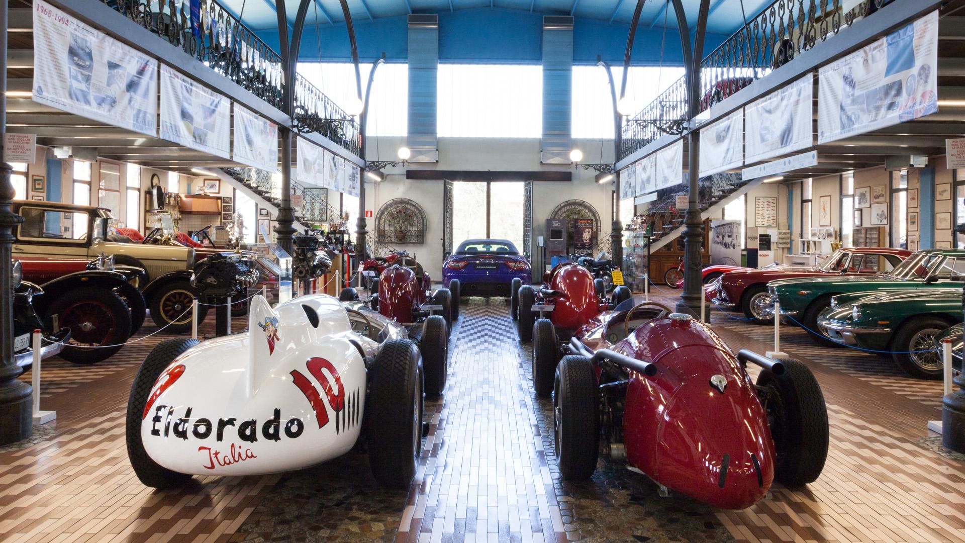 Collezione Umberto Panini: la storia della Maserati custodita e tramandata dalla famiglia del grande imprenditore modenese.