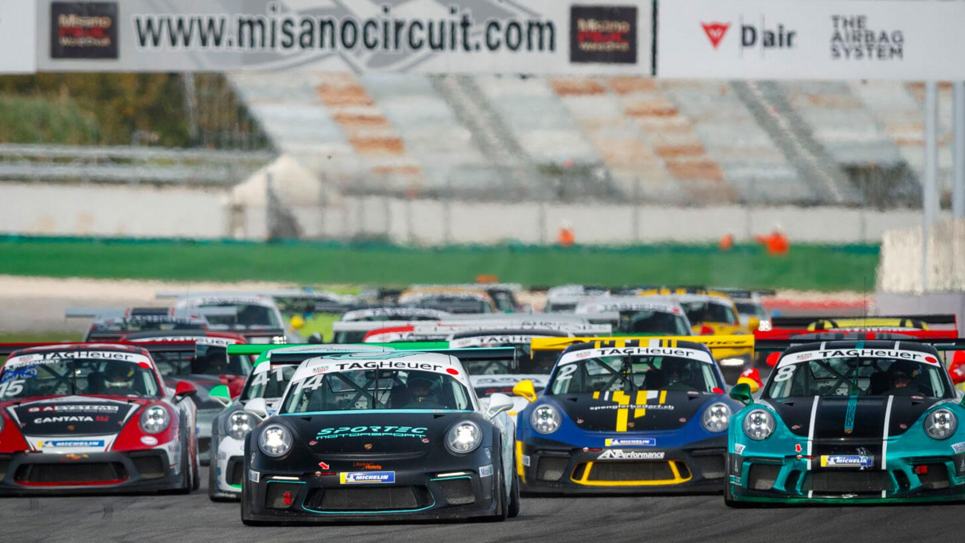 Porsche Sports Cup Suisse