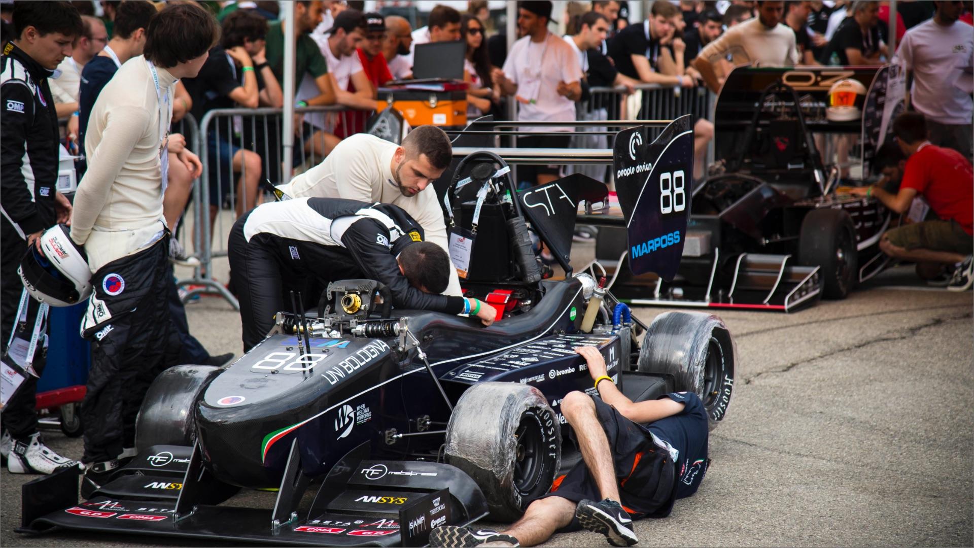 Formula SAE Italy & Formula Eletric Italy 2019