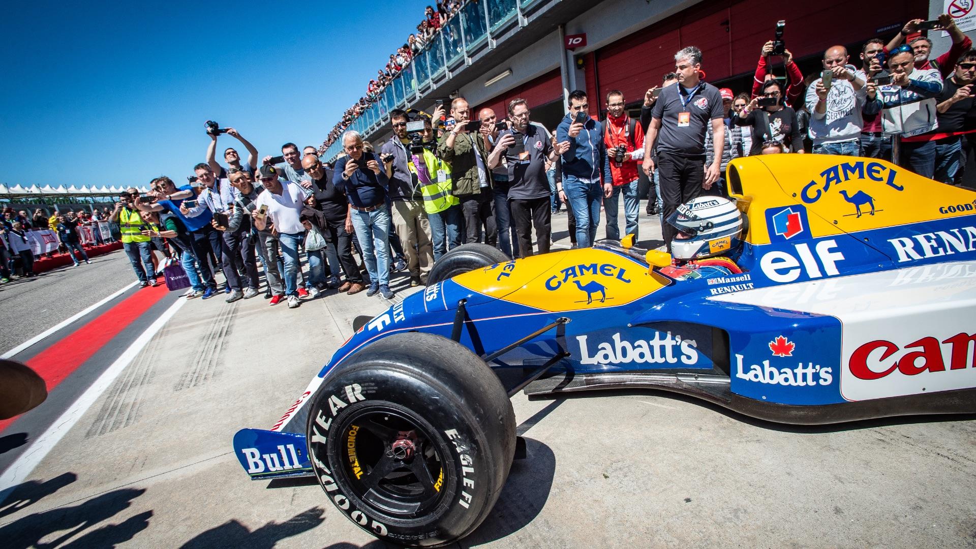 Grande successo per la quarta edizione dell'Historic Minardi Day. Oltre 15.000 presenze all'Autodromo di Imola.