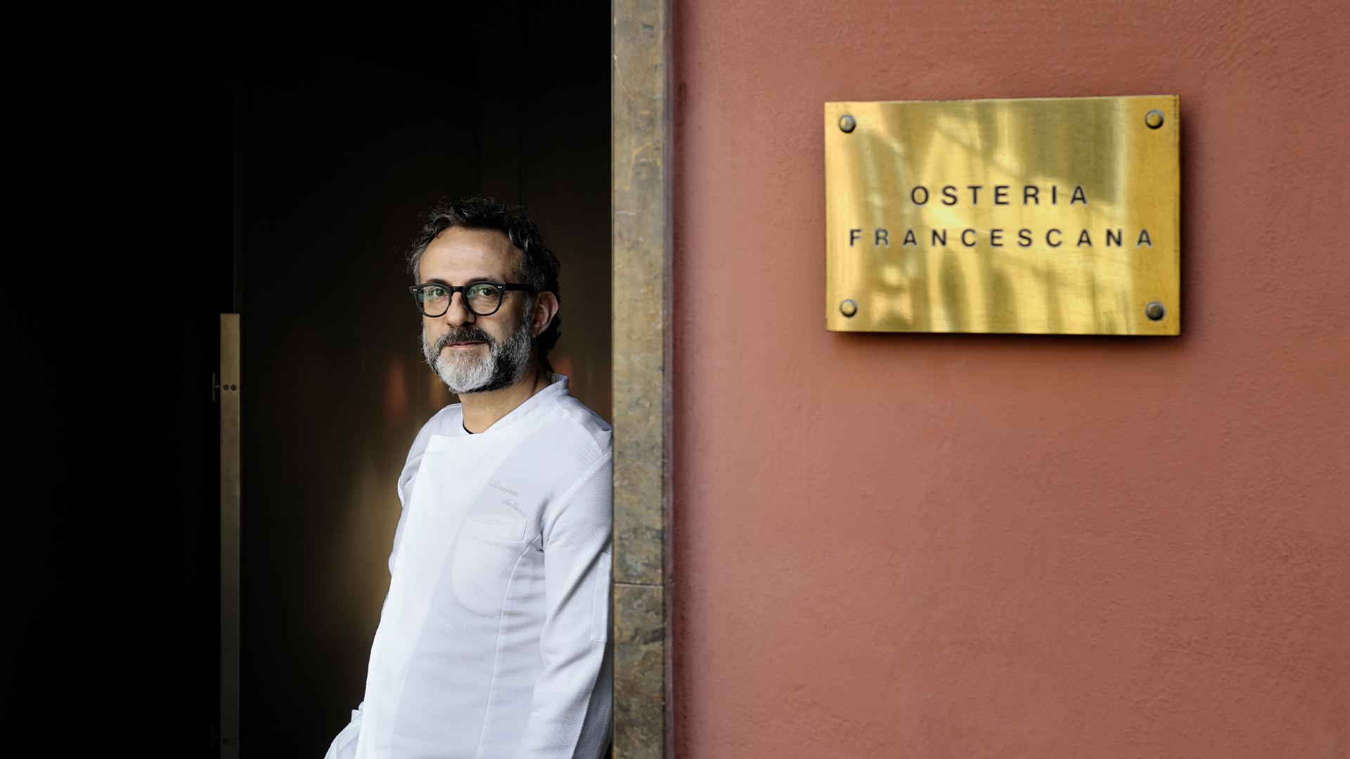Al Motor Valley Fest protagonista lo Chef Massimo Bottura.