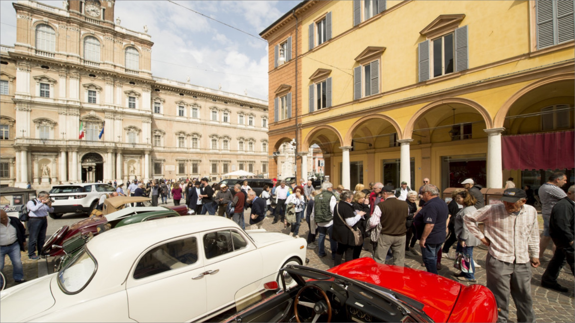 Modena Wheels: al via la seconda edizione tra motori, tradizione e innovazione.