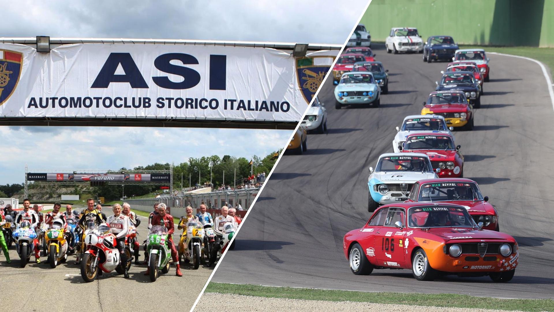 ASI Motoshow e Gruppo Peroni Race. Un weekend all'insegna dell'Heritage.