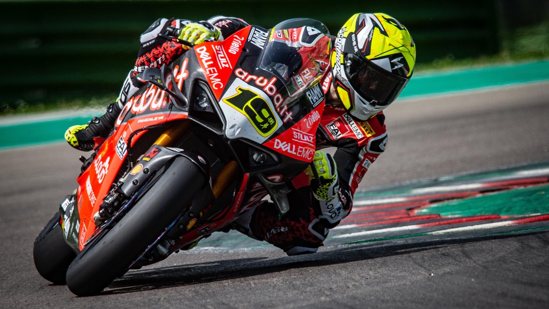 A Imola arriva il Mondiale Superbike. Bautista il pilota da battere nel quinto round della stagione.