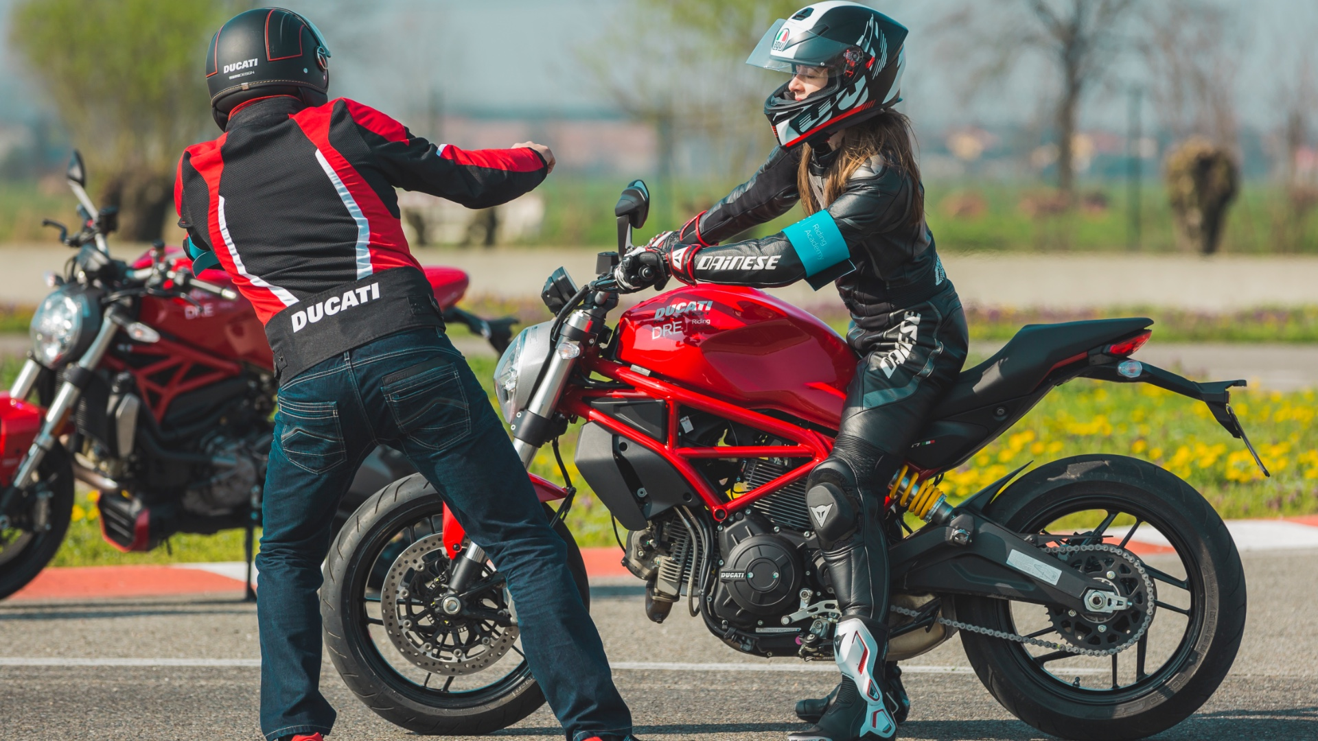 Ducati Riding Experience - Road Academy 2019