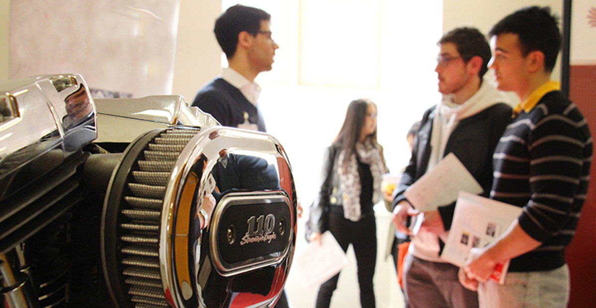 La Forza dell'Innovazione e dei Giovani Talenti al Motor Valley Fest.